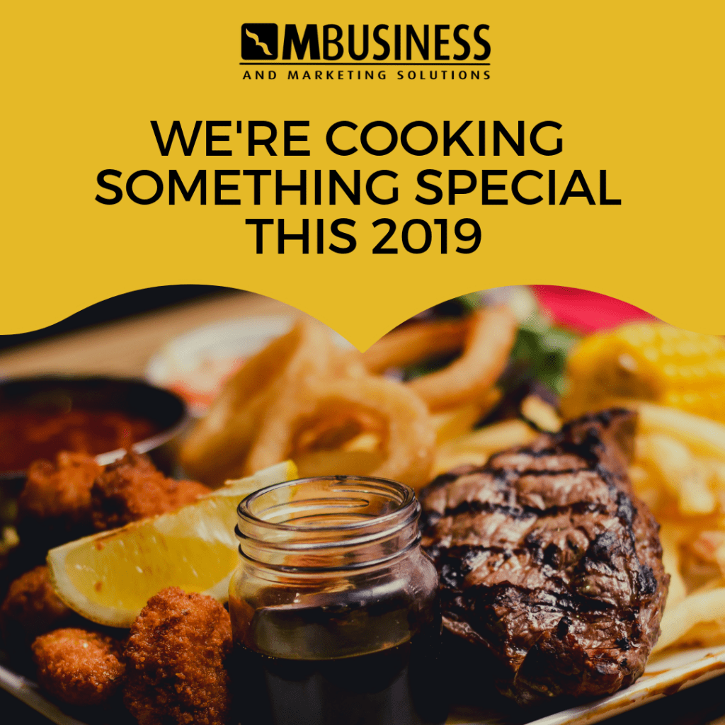 cooking something new for 2019 - Mbusiness