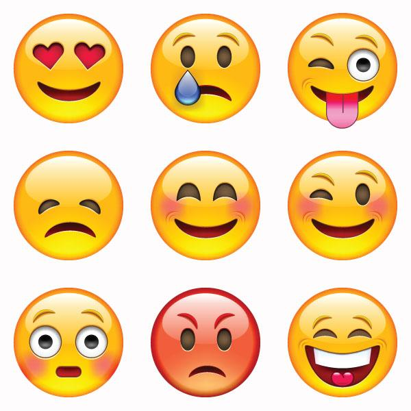 Add Feeling To Your Post By Using Emojis - Social Media Engagement