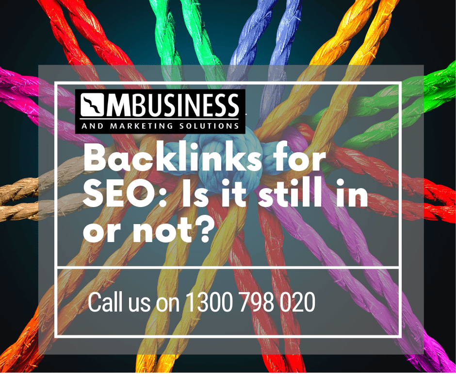 Backlinks SEO - in or out