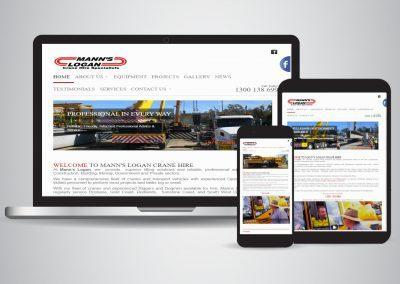 Mann's Logan Crane Hire - Other Services