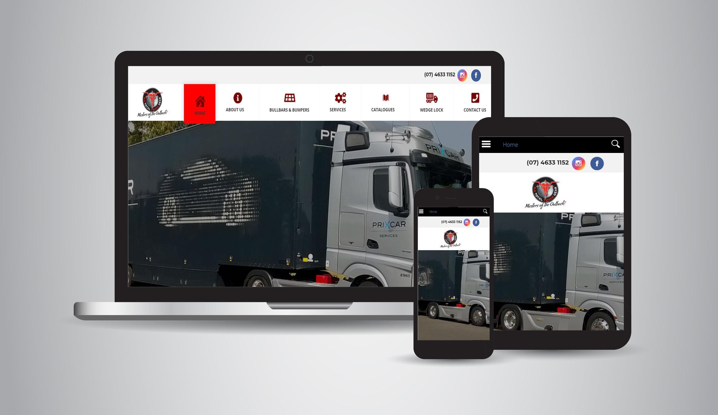 AJ's Total Truck Gear - Mechanical, Tyres, Suspension, Truck & 4x4 Accessories