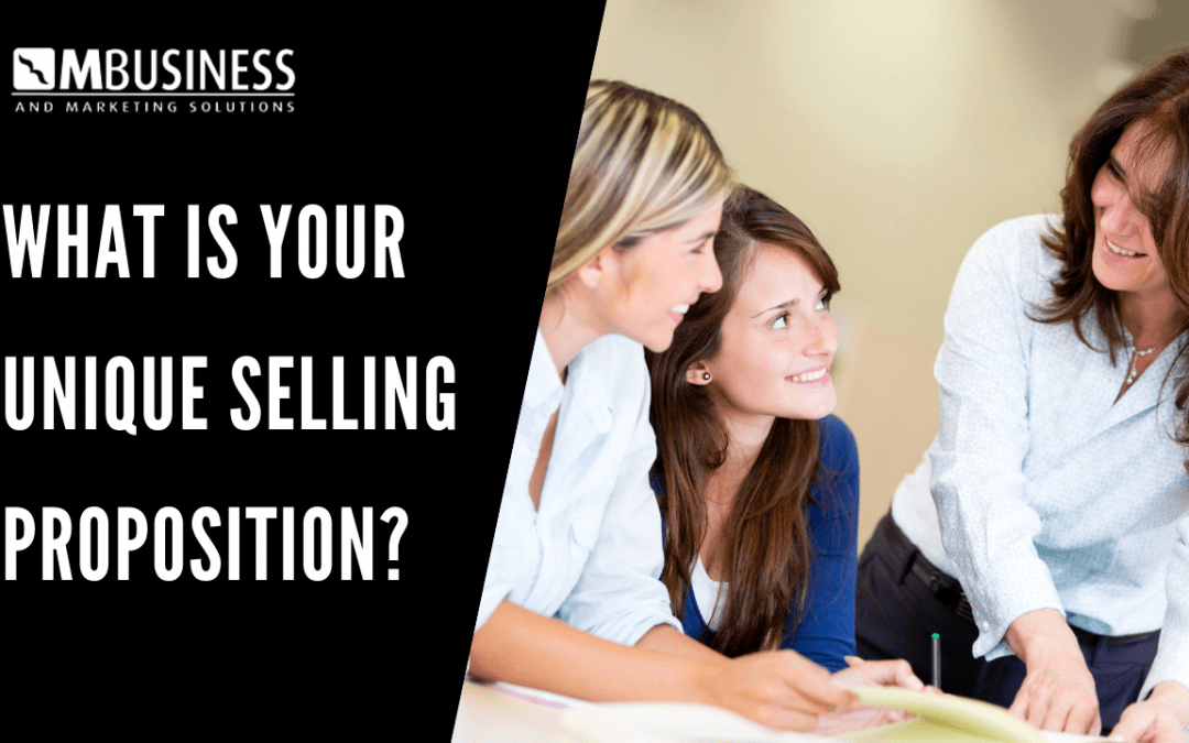 What is your unique selling proposition?