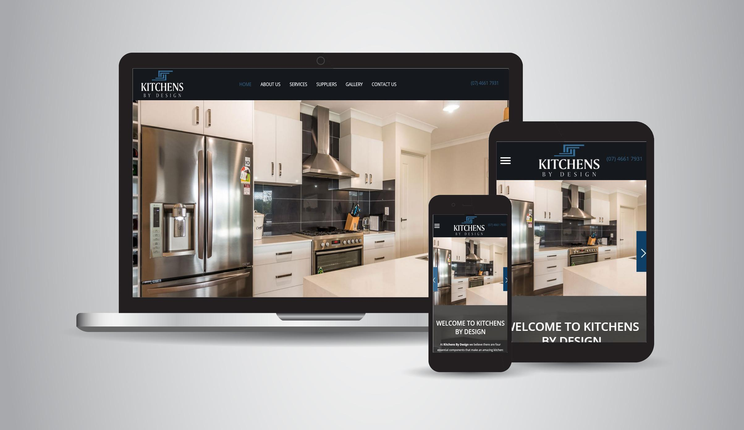Kitchens By Design - Kitchen & Cabinet Makers