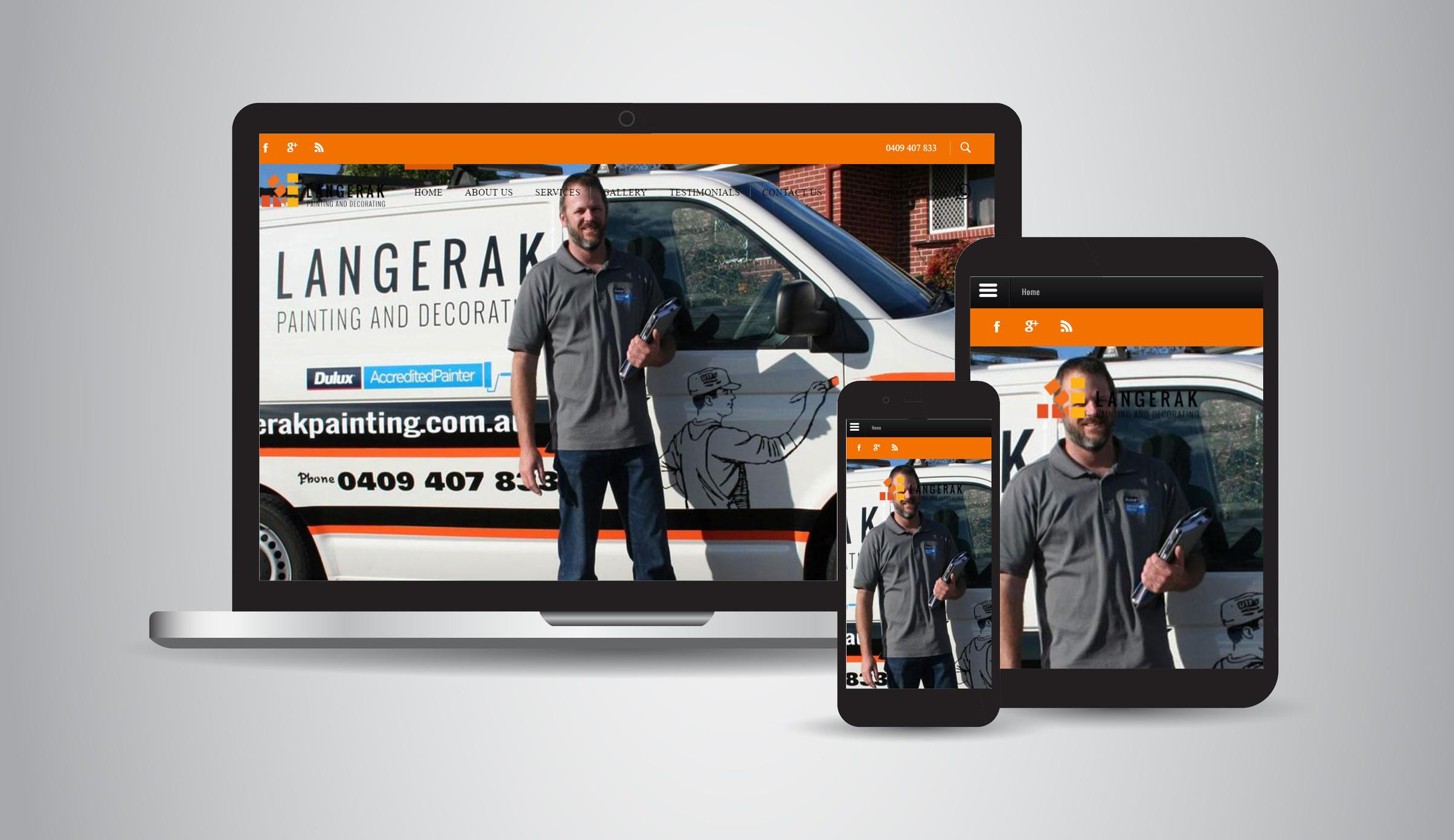 Langerak Painting and Decorating - Painters & Decorators