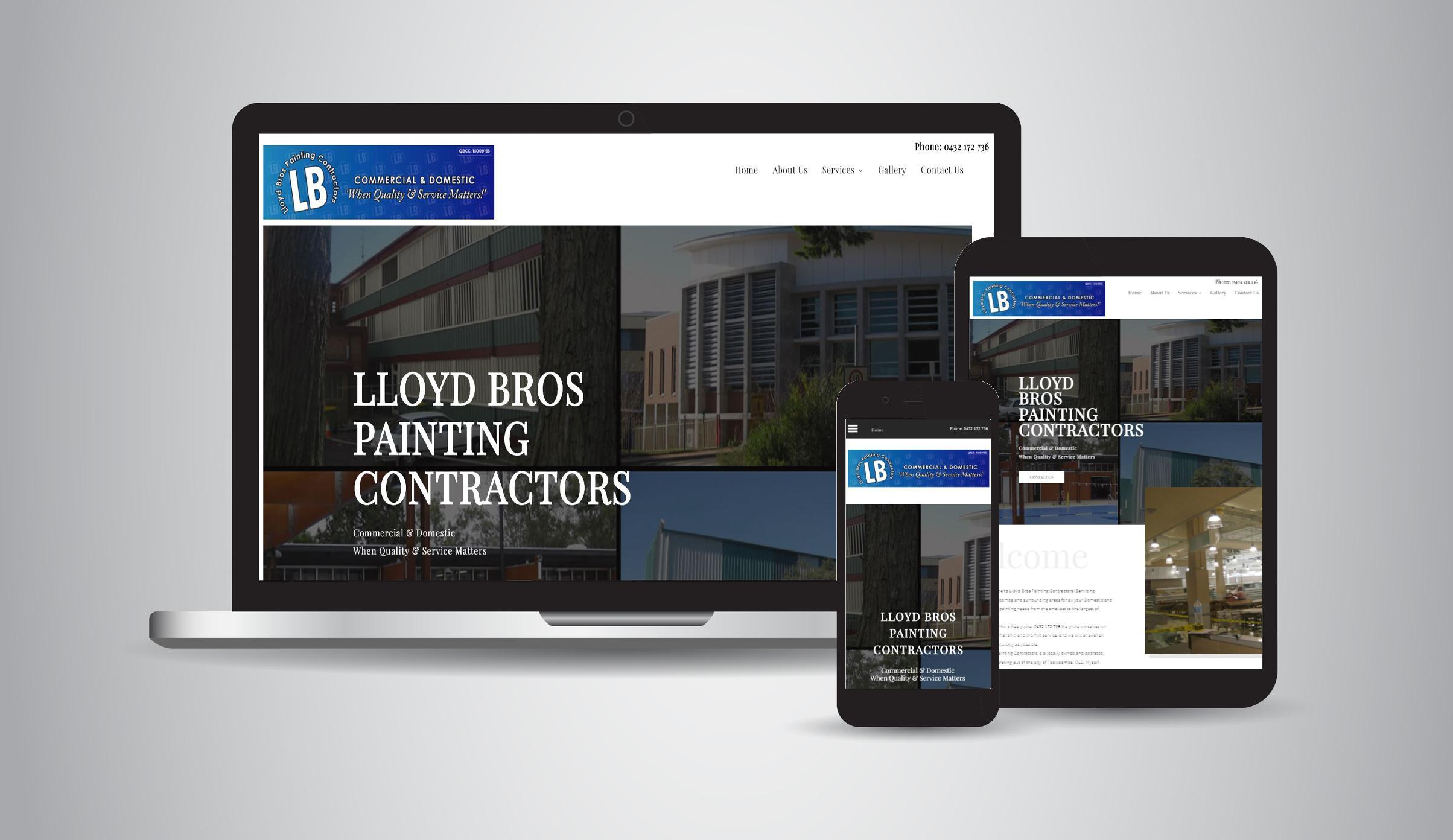 Lloyd Bros Painting Contractors - Painters & Decorators