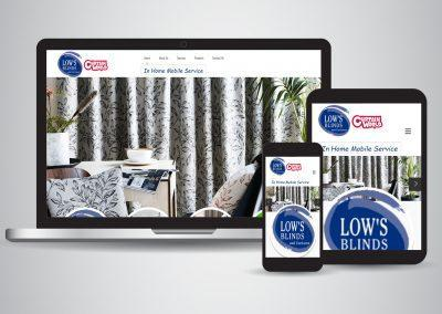 Low's Blinds and Curtains - Other Services