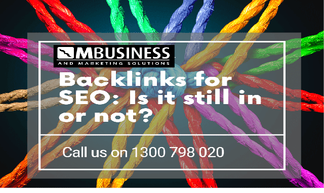 Backlinks for SEO: Is it still in or not?