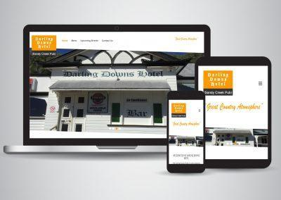 Darling Downs Hotel - Clubs, Cafes & Hotels