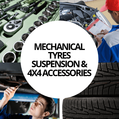 mechanical tyres suspension 4x4 accessories industry web designportfolio