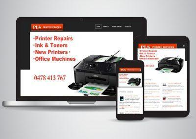 PLS Printer Services - Business Services