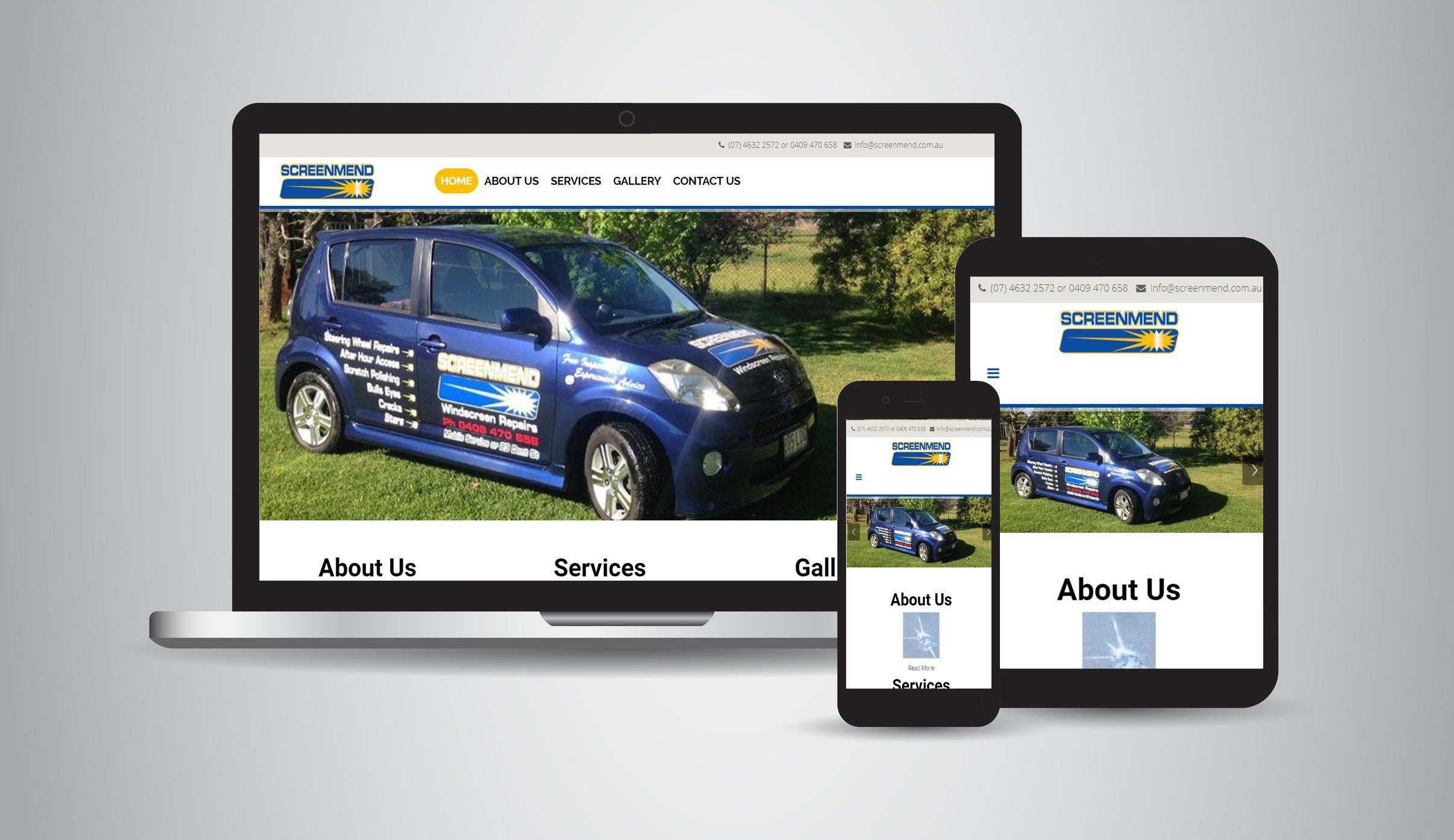 Screenmend - Mechanical, Tyres, Suspension, Truck & 4x4 Accessories