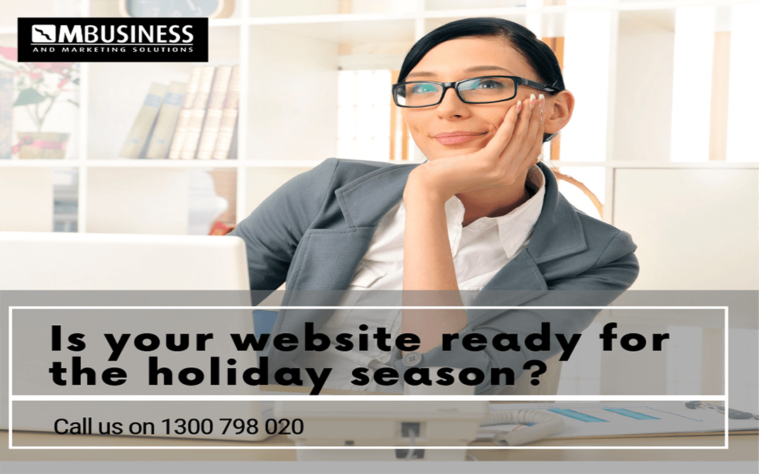 Why Website Holiday Season Planning is Important