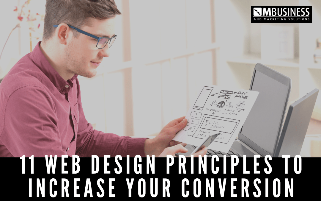 11 Web Design Principles To Increase Your Conversion Rate
