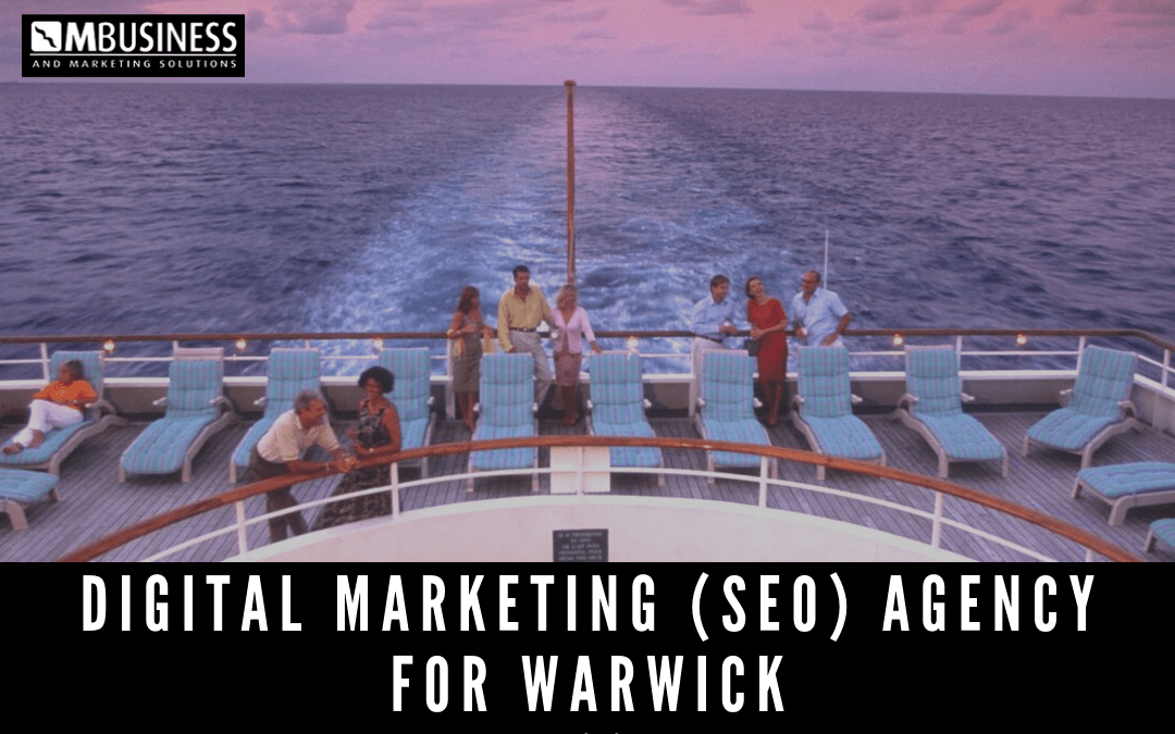 digital marketing and SEO agency for warwick