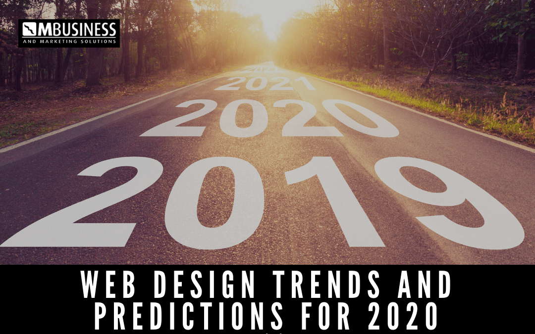 Web Design Trends and Predictions For 2020
