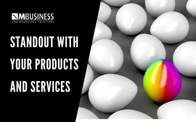 How To Stand Out With Your Products and Services