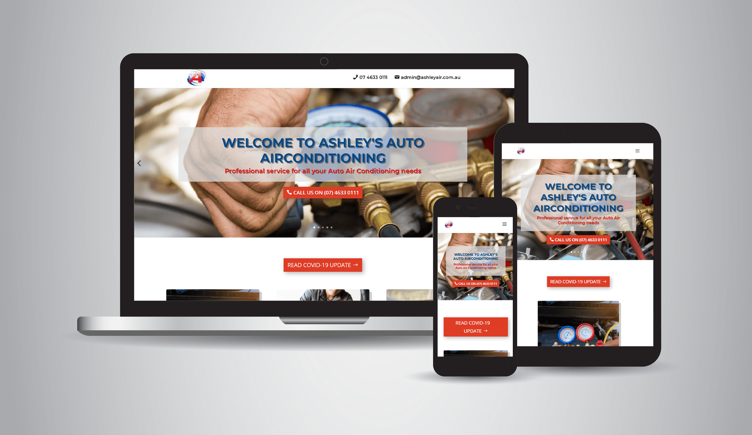Ashley's Auto Airconditioning - Mechanical, Tyres, Suspension, Truck & 4x4 Accessories