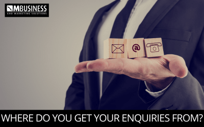 Where do you get your enquiries from?