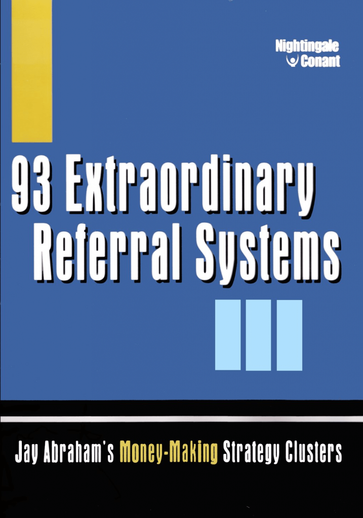 Extraordinary Referral Systems
