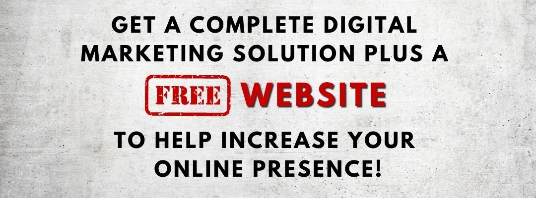 Mbusiness FREE website mid year deal 2021